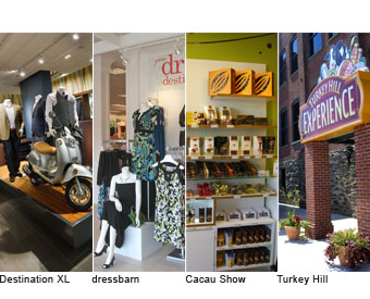 DXL, dressbarn, Cacao Show and Turkey Hill