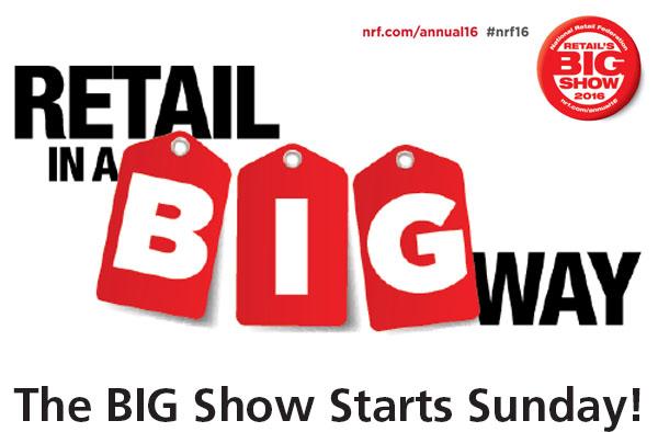 The BIG Show Starts Sunday!