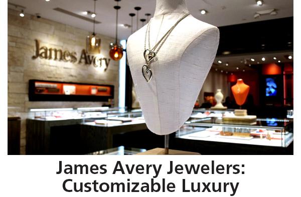 James Avery Jewelers: Customizable Luxury