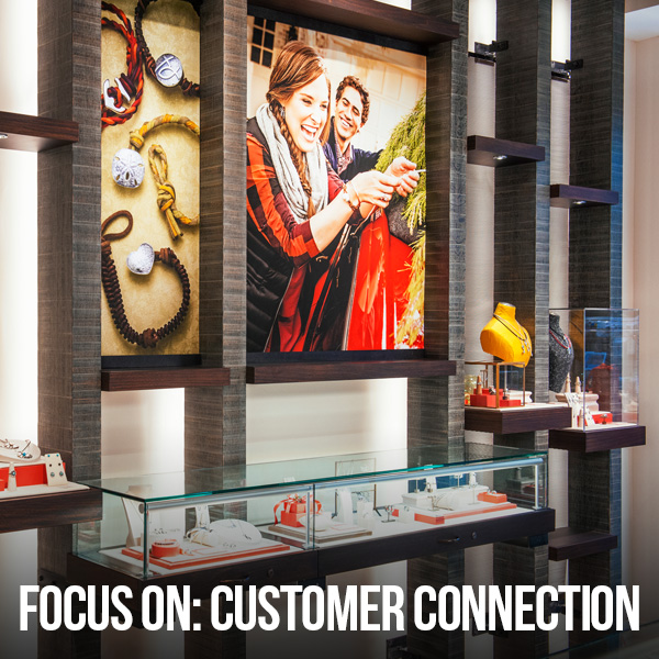 Focus On: Customer Connection