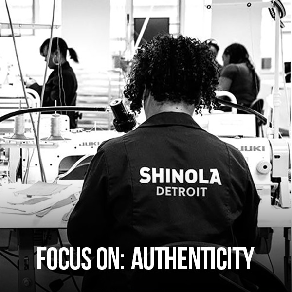 Focus On: Authenticity